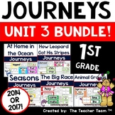 Journeys 1st Grade Unit 3 Supplemental Activities and Printables 2014 or 2017