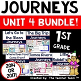 Journeys 1st Grade Unit 4 Supplemental Activities and Printables 2014 or 2017