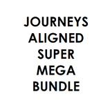 Journeys Aligned SUPER MEGA BUNDLE 2nd Grade