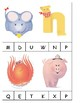 Journeys Alphafriends Letter Recognition and Sounds Clip Activity