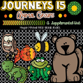 Journeys Animals Groups 15 A Supplemental Unit