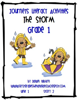 Journeys®  Book 1 Bundle - First Grade