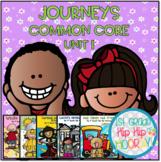 Supplemental Activities to Support Journeys 1st Grade Unit 1