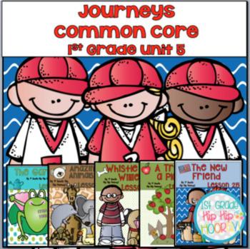 Supplemental Activities to Support Journeys 1st Grade Unit 5