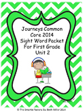Journeys 2014 First Grade SIGHT WORD GAMES and ACTIVITIES for Unit 2