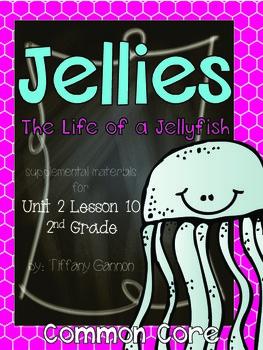 Journeys Common Core 2nd Grade Unit 2 Lesson 10 Jellies: T