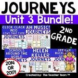 Journeys 2nd Grade Unit 3 Supplemental Activities & Printables CC 2014 or 2017
