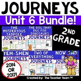 Journeys 2nd Grade Unit 6 Supplemental Activities & Printables CC 2014 or 2017