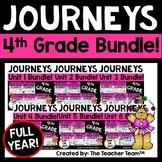Journeys 4th Grade Unit 1 Supplemental Activities & Printables CC 2014