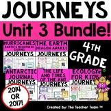 Journeys 4th Grade Unit 3 Printables Bundle | 2014 or 2017