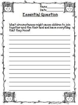 Journeys 5th Grade Unit 5 Supplemental Activities & Printables CC  2014