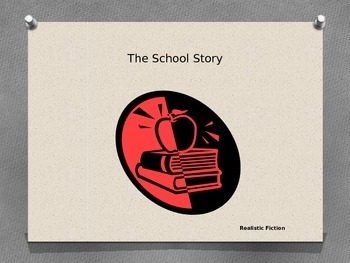 Journeys Common Core 6th Grade Reading Unit 1 Story 1: The School Story
