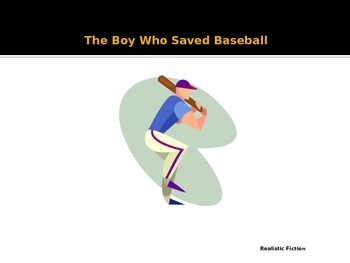 Journeys Common Core 6th Grade Reading Unit 2 Story 1 Boy Who Saved Baseball