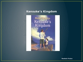Journeys Common Core 6th Grade Reading Unit 2 Story 4 Kensuke's Kingdom