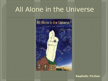 Journeys Common Core 6th Grade Reading Unit 5 Story 1 All alone in the Universe