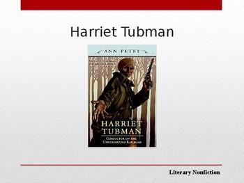 Journeys Common Core 6th Grade Reading Unit 5 Story 4 Harriet Tubman