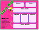 Journeys Common Core Comprehension Skill Anchor Charts, Unit 1