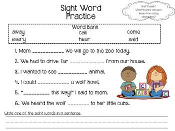 Journeys Common Core First Grade Unit 2 LAFS Aligned Literacy BUNDLE