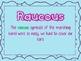 Journeys Common Core: Grade 6: Unit 2: Lesson 7 Vocabulary in Context Posters