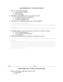 Journeys Common Core - Lesson 19 - Leveled Reader Quizes &