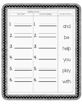 Common Core Phonics Practice Pages Unit 1, Lesson 1