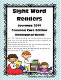 Sight Word Readers ~ Journeys ~ Common Core ~ Bundle