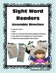 Journeys ~ Common Core ~ Sight Word Readers ~ Unit 4