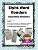 Journeys ~ Common Core ~ Sight Word Readers ~ Unit 6