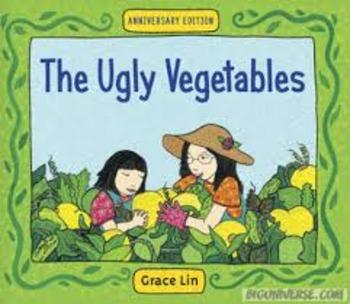 Journey's Common Core: The Ugly Vegetable Flipchart