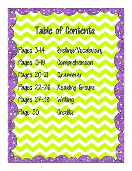 Journey's Common Core Unit 1: Story 2 My Family Story Activity Pack