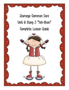 Journey's Common Core Unit 6: Story 3-Yeh-Shen
