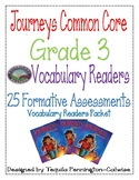 Journeys Common Core Vocabulary Readers