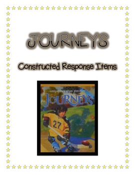 Harcourt Journeys Constructed Response Items Grade 5