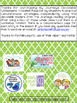 Journeys Decodable Comprehension Pages First Grade **Unit 3**