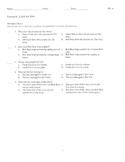 Journeys Decodable Reader Quizzes Unit 2 (Second Grade)