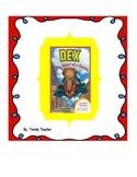 Journey's Dex Heart of a Hero flipchart