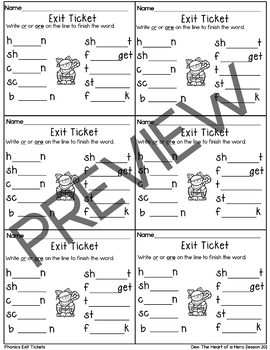 Journeys-Dex The Heart of a Hero Exit Tickets