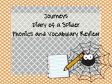 Journeys Diary of a Spider