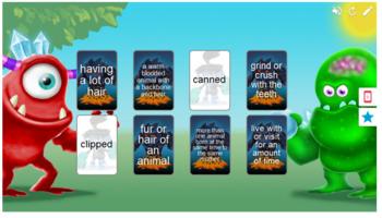 Journeys Dogs Vocabulary Smart Lab Interactive Whiteboard Activities