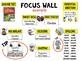 Journeys ELA Focus Wall - 4th grade - ENTIRE YEAR