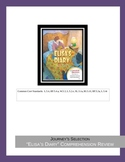 """Journey's """"Elisa's Diary"""" Comprehension & Vocabulary Worksheet"""