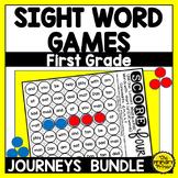 Journeys FIRST Grade  SCORE Four: The BUNDLE  Units 1-6