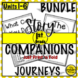 Journeys FIRST Grade Story Companions: THE BUNDLE