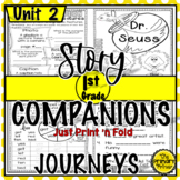 Journeys FIRST Grade Story Companions:  Unit TWO