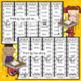 Journeys FIRST Grade Sight Word Bracelets/Bookmarks: Unit THREE