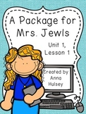 Fifth Grade: A Package for Mrs. Jewls (Journeys Supplement)