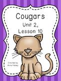 Fifth Grade: Cougars (Journeys Supplement)