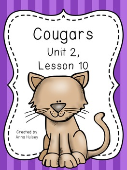 Fifth Grade: Cougars (Journeys Supplement)
