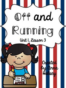 Fifth Grade: Off and Running (Journeys Supplement)