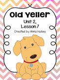 Fifth Grade: Old Yeller (Journeys Supplement)